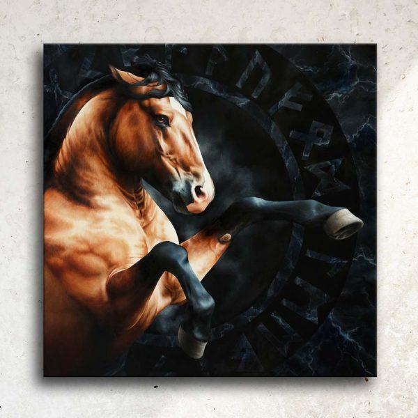 art équestre portrait cheval tableau meilleur artiste animalier, commande de portrait animalier d'après photos, peinture et pastel