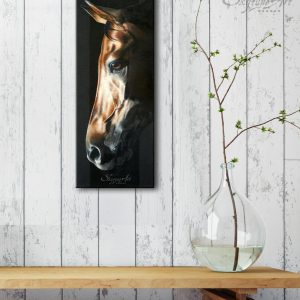 meilleur artiste animalier, commande de portrait animalier d'après photos, peinture et pastel Portrait équin, tableau original d'un cheval dans un style réaliste en ombre et lumière, réalisé avec la technique de la peinture à l'huile par Skyzune ART. Meilleur artiste peintre équin et animalier. Tableau original animalier contemporain et graphique de Skyzune ART, artiste peintre pastelliste en art équin et animalier réaliste en ombre et lumière, à la peinture acrylique, à la peinture à l'huile et au pastel, art mural, décoration d'intérieur moderne, art de luxe, décoration hôtel design intérieur luxe, art, équin, équestre, acheter, tableau, peinture, cheval, chevaux, déco, décoration, moderne, contemporain, oeuvre, cadre, mur, huile, mouvement, artiste peintre équin et animalier, peinture et pastel.