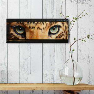 peintre animalier contemporain, fauve sauvage, meilleur artiste animalier, commande de portrait animalier d'après photos, peinture et pastel